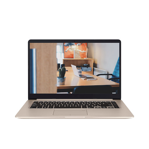 Máy tính xách tay/ Laptop Asus S510UN-BQ276T (I5-8250U) (Vàng)