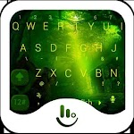 TouchPal Jungle Keyboard Theme