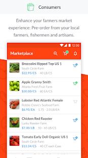 WhatsGood Marketplace - náhled