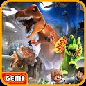 Gems LEGO Jurassic Saurus icon