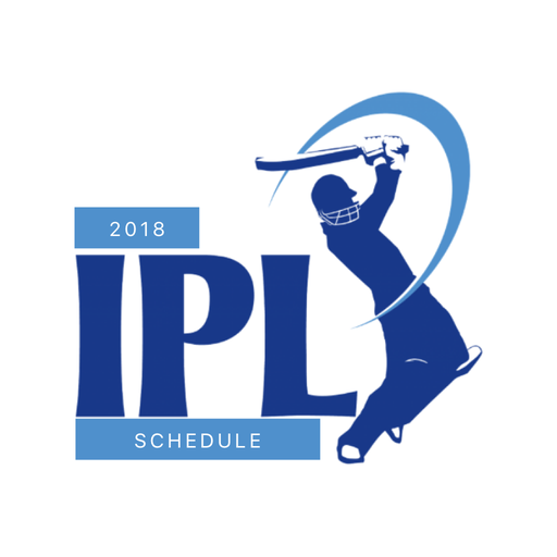 IPL Schedule 2k18