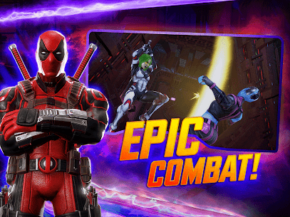 MARVEL Strike Force MOD (Unlimited Energy) 10
