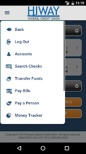Hiway Federal Credit Union- screenshot thumbnail