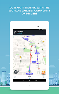 Waze - GPS, Maps & Traffic Screenshot 10