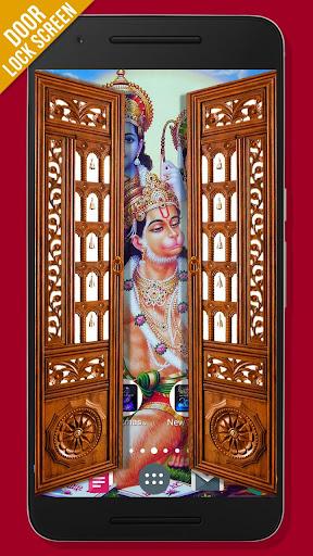 遊戲必備免費app推薦|Hanuman Ji Door Lock Screen線上免付費app下載|3C達人阿輝的APP