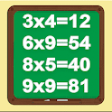 Times Tables Flash Cards icon