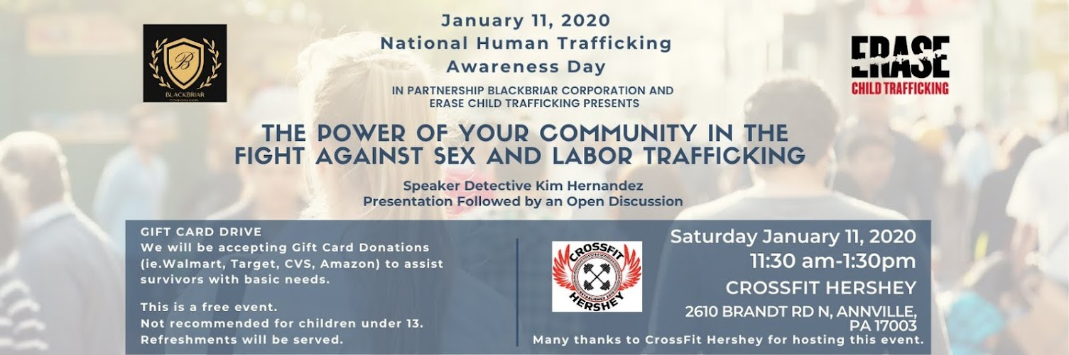 The Power of YOUR Community in the Fight Against Sex and Labor Trafficking