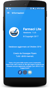 Farmaci Lite- miniatura screenshot