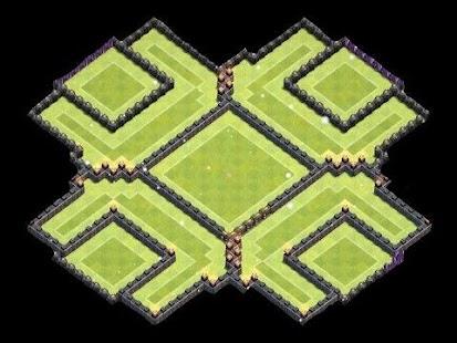 Village layouts - náhled