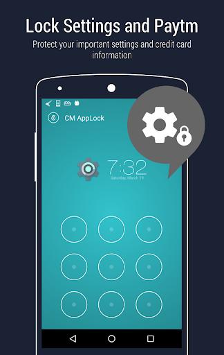 AppLock - Fingerprint Unlock screenshot 4