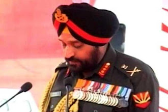 Photo: Must hold Siachen positions, we have shed blood for it: Army chief http://t.in.com/dscr