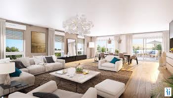 Appartement 5 pièces 128,79 m2