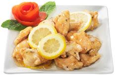 C3 Poulet croustillant à la sauce citron