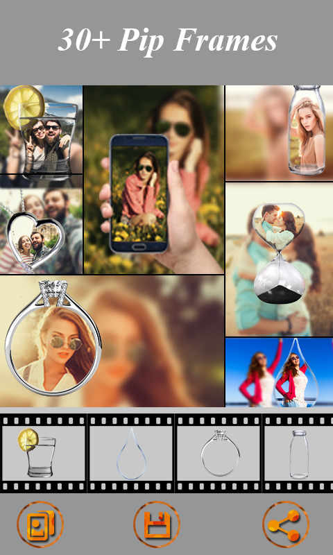 PIP Camera Photo Art Maker- screenshot