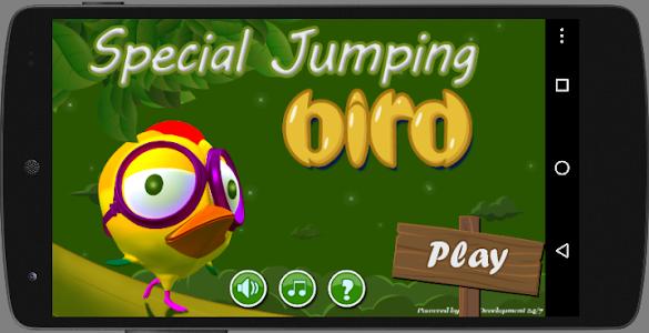 Special Jumping Bird screenshot 0