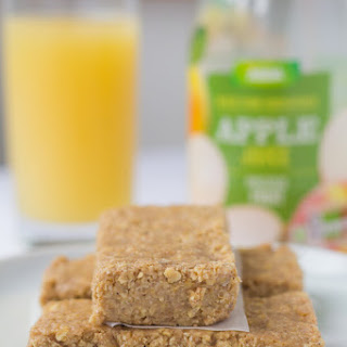 Honey Oat Bars Healthy Recipes