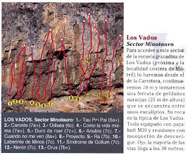 Photo: Granada - LOS VADOS - Sector Minotauro (DNL 252 - 2007)