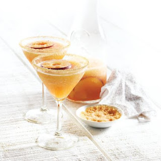 Cider and Whiskey Cocktail