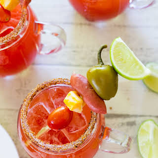 Build Your Own Michelada Bar.