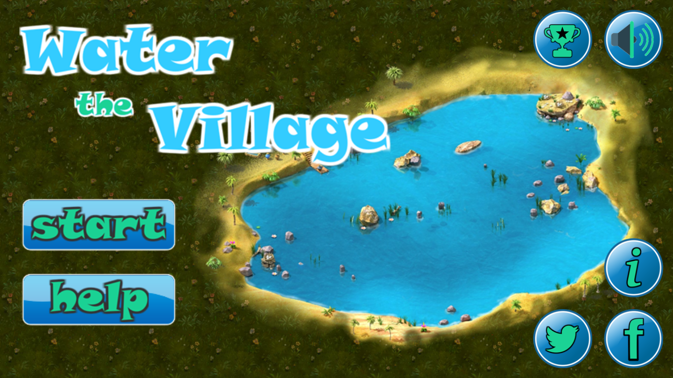 Water the Village- screenshot
