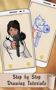 Easy Draw Archer - náhled