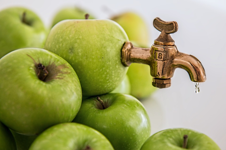 Did Apple Juice Beat The Doctor's Electrolyte Solution For Childhood Stomach Flu?