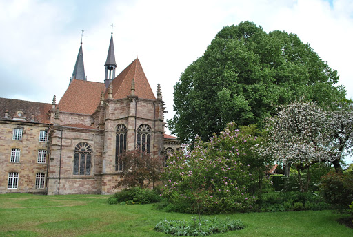 façade bâtiments conventuels