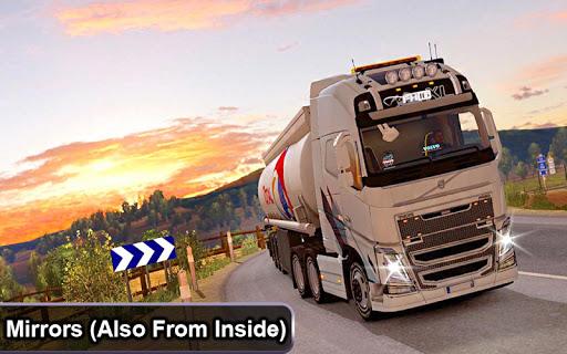 Indian Truck Offroad Cargo Drive Simulator 2 apkdebit screenshots 5