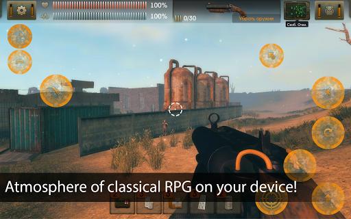 The Sun Origin: Post-apocalyptic action shooter 1.9.0 screenshots 2