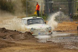 Photo: Das war zuviel Wasser , der Motor bekam einen Wasserschlag. Foto: Tino Konrad