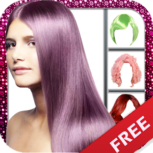 Hair color changing app - Android Apps on Google Play
