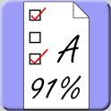 Grader for teachers icon
