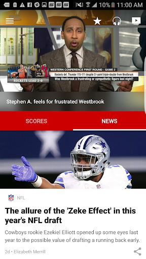 ESPN screenshot 4