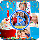 Birthday Video Maker v 1.1 app icon