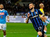 Magnifique triplé de Brozovic face à la police italienne