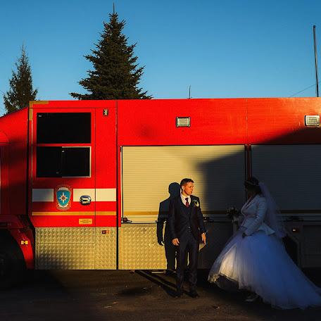 Свадебный фотограф Кирилл Кравченко (fotokrav). Фотография от 21.11.2018