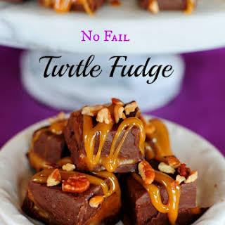 No Fail Turtle Fudge.