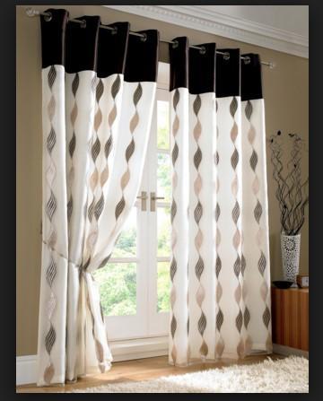 窗簾設計理念