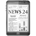 News 24 ★ widgets icon