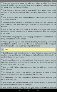 Bible BBE: Bible English- screenshot thumbnail