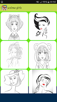Download Cara Mewarnai Komik Anime Manga Apk Latest Version App For