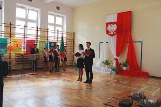 Photo: Zakończenie roku szkolnego klas III