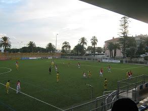 Photo: 28/11/10 v Les Genêts d'Anglet (Championnat de France Amateur Groupe C) 0-1 - contributed by Justin Holmes
