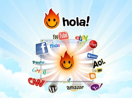 Hola Free VPN Proxy Unblocker - Best VPN