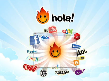 Hola Free VPN Proxy Unblocker - Best VPN