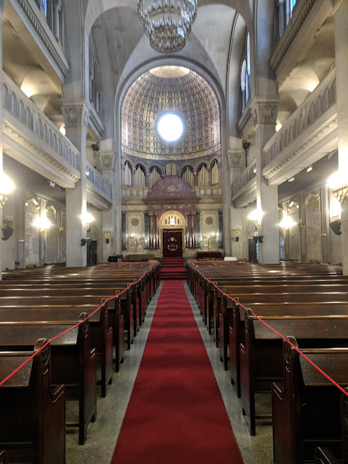 Temple sanctuary