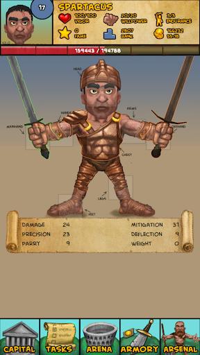 Gladiator: Rise Of Legends 2.13 screenshots 3