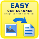 Easy OCR Scanner - Image to Text Converter icon