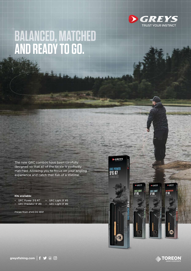 Trout & Salmon Magazine- screenshot