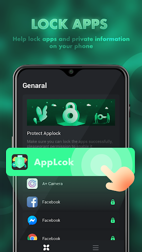 Safe AppLock - Pattern & Fingerprint Lock 1.0.3.0425 app download 1